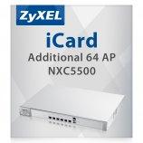 Zyxel ICNXC550064AP - Licence d'exploitation 64 AP pour NXC5500