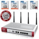 Zyxel Firewall USG60W + Bundle de licences complet