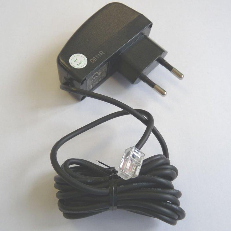 Alcatel-Lucent ALCATEL Alimentation type EU pour chargeur simple Mobile 300&400 (Téléphones sans-fils)